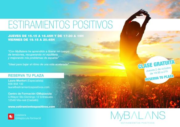 Horarios Mybalans